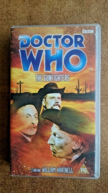 Doctor Who The Gunfighters - William Hartnell